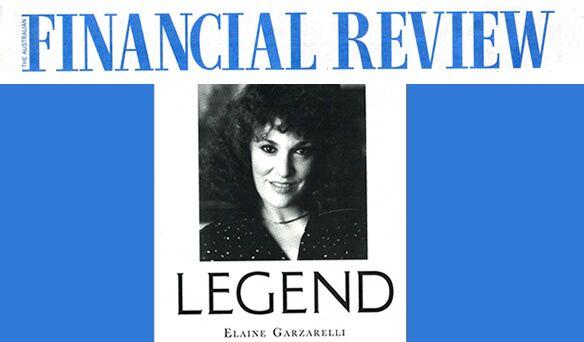 Financial Review Legend