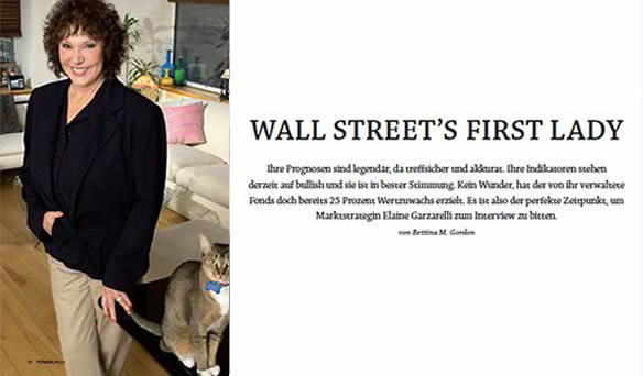 Wall Street's First Lady